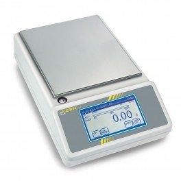NUCLEO–PKT 420–3–BASCULA DE PRECISION CON TOUCH 0 001G: 420G–PKT 420–3