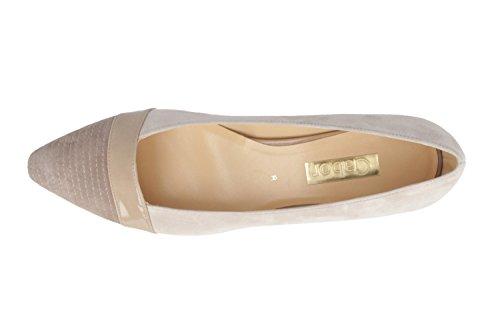 GABOR sHOES gABOR 45.135 escarpins femme-chaussures en matelas grande taille Beige