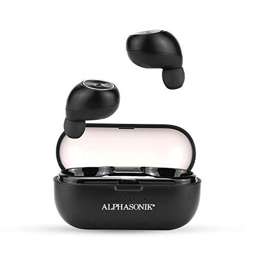 Philips SHB5500BK/27 Wireless Bluetooth Headphones, Black