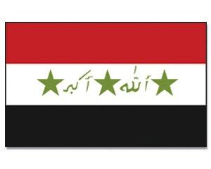 Irak  Flagge Fahne 90 * 150 cm