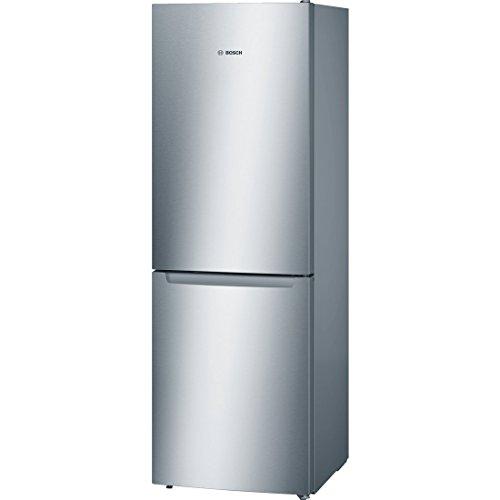 Bosch KGN33NL30 Serie 2 A++ / 176 cm / 228 kWh/Jahr / 192 L Kühlteil / 87 L Gefrierteil / LED-Beleuchtung / Multi Airflow-System / Super-Gefriereninox-look