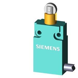 SIEMENS SIRIUS - INTERRUPTOR POSICION 30MM CABLE CONEXION CONTACTOS 1NA/1NC RODILLO