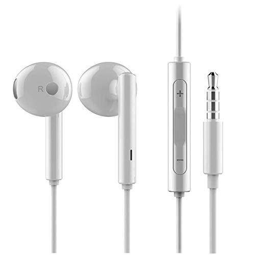 HUAWEI Genuine AM115in Ear Vivavoce 3.5mm Auricolari con Telecomando in Linea P9P8Nexus 6P Honor 8P9Lite P8Lite Honor 5x e più