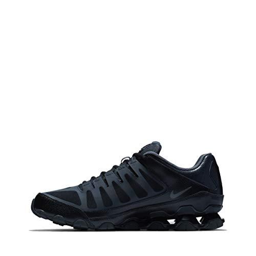 Nike Reax 8 TR Mesh, Chaussures de Running Homme, Noir Black-Anthracite 001, 41 EU