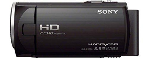 Imagen 3 de Sony HDRCX220EB.CEN
