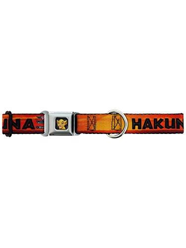 walt-disney-lion-king-hakuna-matata-dog-collar