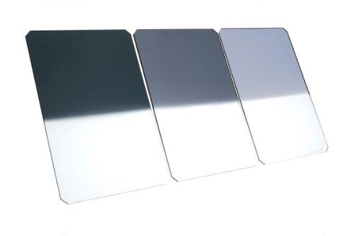 Formatt Hitech HT100GKIT5 Graufilter Set mit 3 hartem Verlauf Filtern (ND 0.3/0.6/0.9, 100x125mm)