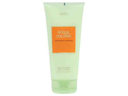 4711 Acqua Colonia Mandarine and Cardamom unisex, Bodylotion 200 ml, 1er Pack (1 x 0.244 kg)