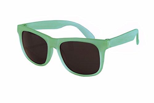 Real Kids Shades Enfant Switch UV Lunettes de Soleil Taille Unique Vert/Bleu