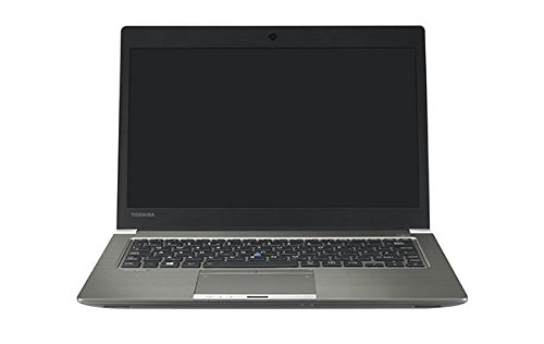 Toshiba PT263E-0L403MEN Portege Z30-C-151 13.3-Inch Laptop (Black) - (Intel Core i5-6200U Processor, 4 GB RAM, 128 GB SDD, Intel HD Graphics 520, Windows 7 Professional)
