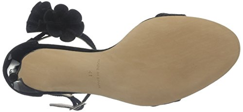 Kookai Virgin, Sandales femme Noir (Z2 Noir)