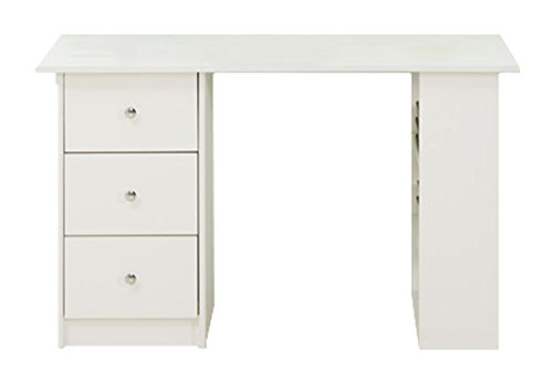 yakoe-computer-desk-3-drawer-3-shelves-walnut-pc-home-office-study-workstation-wood-white
