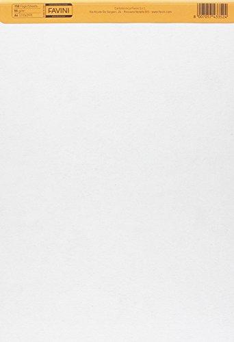 $ Favini A200704 Schizza e Strappa Favini, 21×29.7 cm, 50 G/Mq, 150 Fogli recensioni dei consumatori