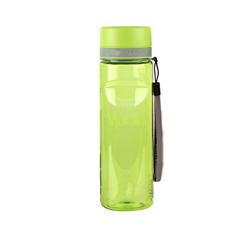 SHOME Sommer Tragbare Handschale Kunststoff Handschale Große Kapazität Sport Tee Tasse