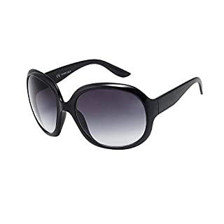 ASVP Shop® Women's Fashion Sunglasses in Vintage Retro Style with Large Frame and UV400 Lenses for Full Protection
