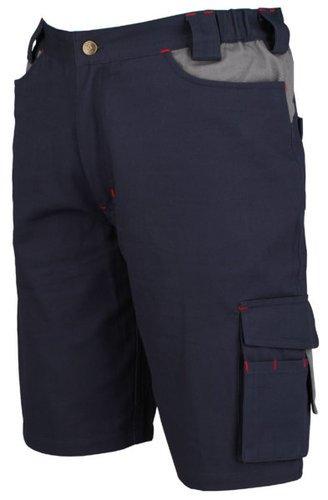 Starter kurze Hose Stretch blau/t-m