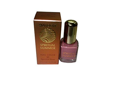 Marbert Nagellack / Nail Color 6,5 ml (31 Spiritual Rose)