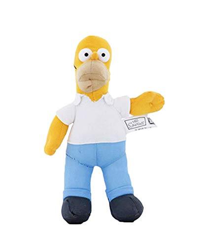 Decorazione originale Simpsons–Piccolo Peluche Homer Simpson–Altezza 24cm