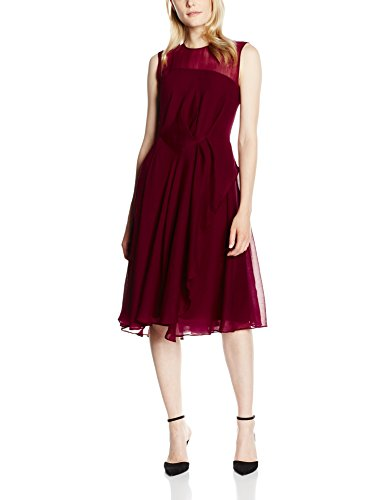 french-connection-winter-ray-chiffon-s-lss-rdnk-vestido-para-mujer-red-zinfandel-36