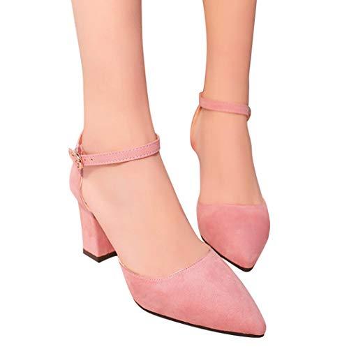 Zapatos Mujer Sonnena Zapatos De Tacón Mujer Primavera Verano Sandalias Fiesta Super High Heels Plataforma...