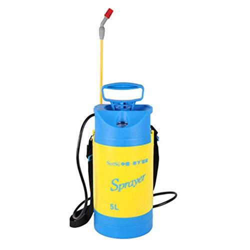 RecoverLOVE Hausgarten Sprayer Gießkanne Blumenkompression Handsprüher Mehrzweckeinsatz für Profis Anwenden von Unkrautvernichtern, Insektiziden und Düngemitteln 2-Gallonen / 1,3-Gallonen - 2 Gallon Poly Sprayer