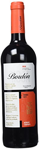 Rioja Bordon Vino Crianza - 0,75 L