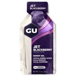 GU Energie-Gel Jet Blackberry
