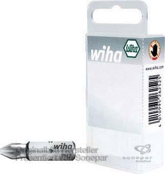 Preisvergleich Produktbild 3er Set Phillips3 Standard Bit von Wiha Werkzeug GmbH / 07857