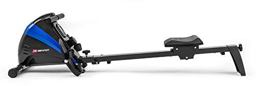 Hop-Sport Rudergerät Boost Ruderzugmaschine mit Computer & Magnetbremssystem blau Bild 2*