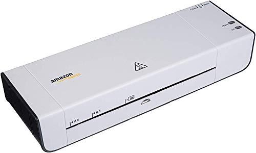 AmazonBasics Plastificatrice a caldo, A4