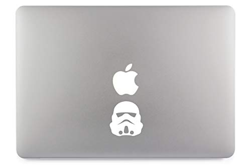 Stormtrooper StarWars Apple MacBook Air Pro Aufkleber Skin Decal Sticker Vinyl (13