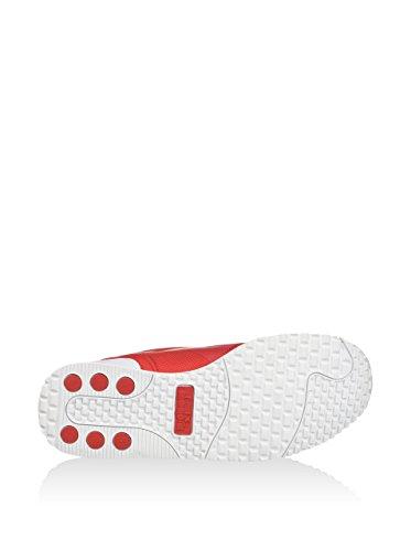 Diadora Titan Fly, Scarpe Low-Top Unisex Adulto rosso
