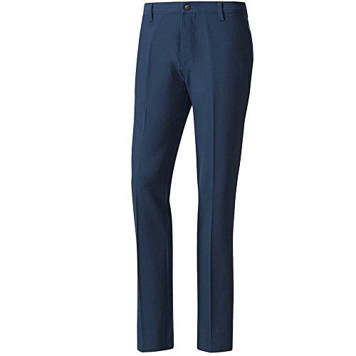 3 Stripes Taper Fit Trousers Adidas Golf 2018 Ultimate (Collegiate Navy)