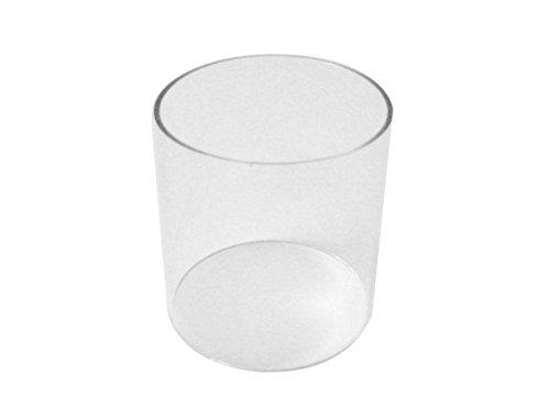 UCO Mini Candle Laterne Ersatzglas Kamin
