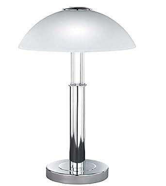 touch me dimmer nachttischlampe leselampe tischlampe 3 stufige touchfunktion wei. Black Bedroom Furniture Sets. Home Design Ideas