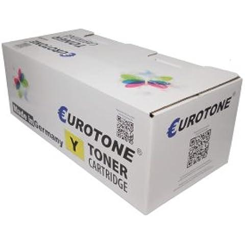 Eurotone Toner Cartuccia per Xerox Phaser 6100 sostituito gialloe 106R00682