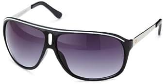 JACK & JONES Herren Sonnenbrille J1006-00 Gr. one size BLACKDetail:J1006-00