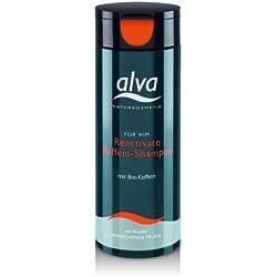 Alva for Him Reactivates Koffein-Shampoo 200 ml