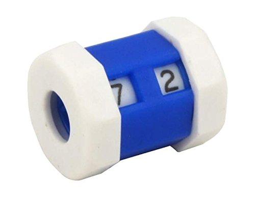 Compte-rangs tricot pour aiguilles de 2 à 5mm