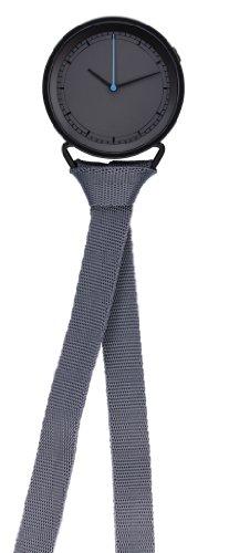 Rosendahl - 43574 - Montre Mixte - Quartz Analogique - Bracelet Nylon Gris