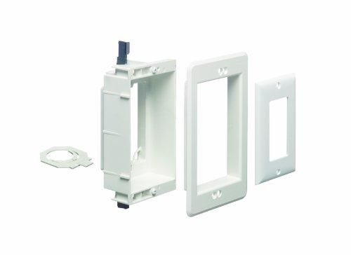 arlington-industrias-empotrable-bajo-voltaje-soporte-de-montaje-con-placa-de-pared-se-puede-pintar