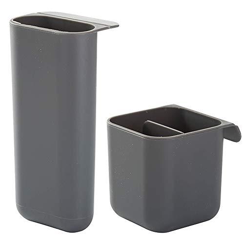 Pen Bleistifthalter Desktop Zubehör Taschen Schreibtisch Organisatoren Container Aufbewahrungsbeutel 2er Pack ()
