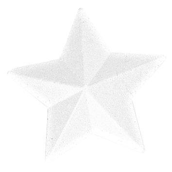 Rayher 3325600 Styropor-Stern, 15 cm