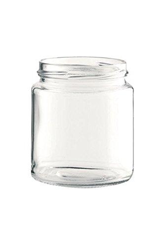Topf aus Glas America 314to70–314ml–CONFEZ. 12Stück
