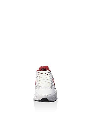 Nike 844352-161, Chaussures de Sport Garçon WHITE RED