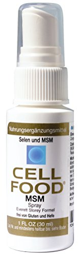 CELLFOOD MSM 30ML -