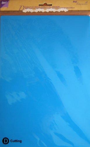 Joy!Crafts JOY! Trouvaille A4 Platte D, Schneideplatte D blau