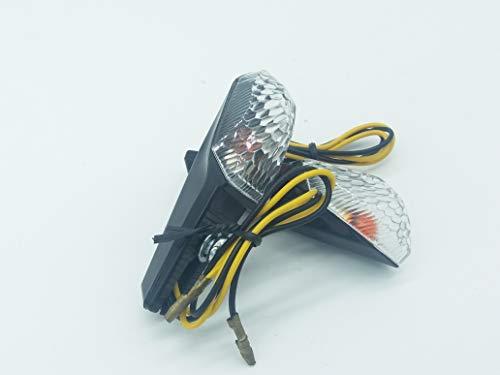 Preisvergleich Produktbild Mini Paar Kennzeichenblinker Kennzeichenblinker Hohe Helligkeit Warnleuchten