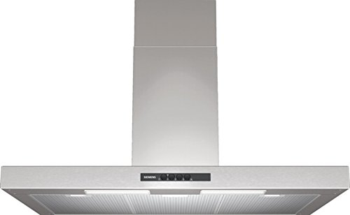 Siemens LC94BA521 iQ100 Kaminhaube / 90 cm / Edelstahl