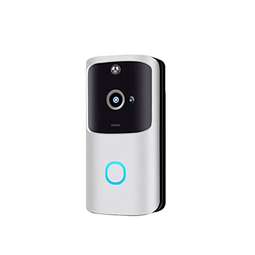 CA&jun Video Türklingel Smart WiFi Intercom Türklingel Low Power Monitoring Türklingel Intelligent Voice Intercom Wireless Türklingel